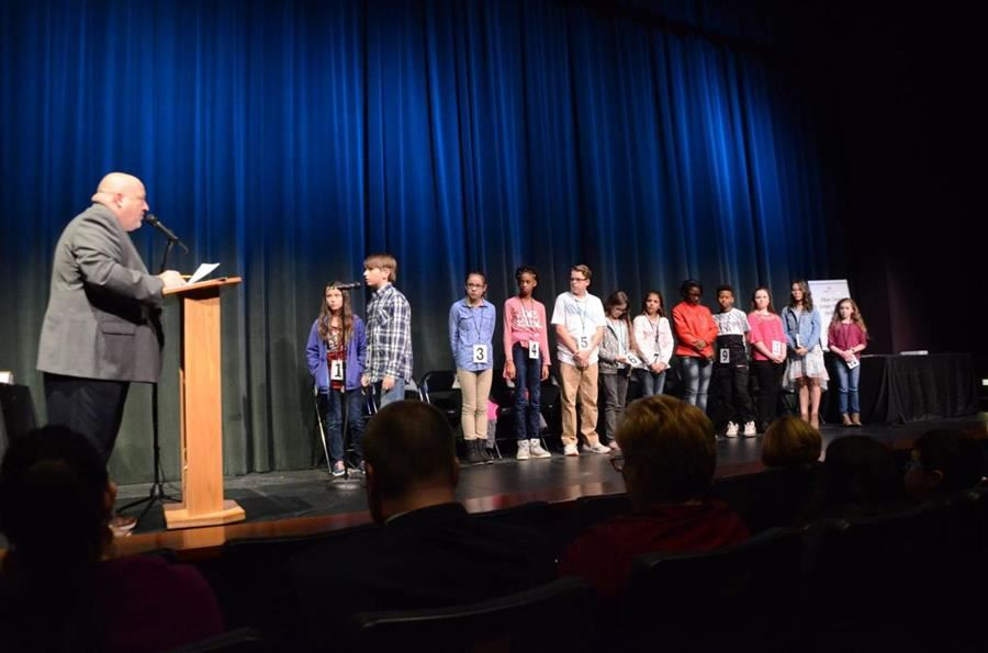 Top County Spellers to Compete in Annual Spelling Bee