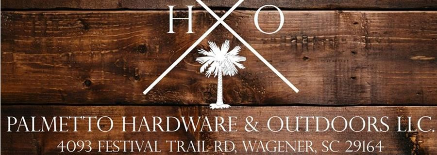 PALMETTO HARDWARE & OUTDOORS LLC.