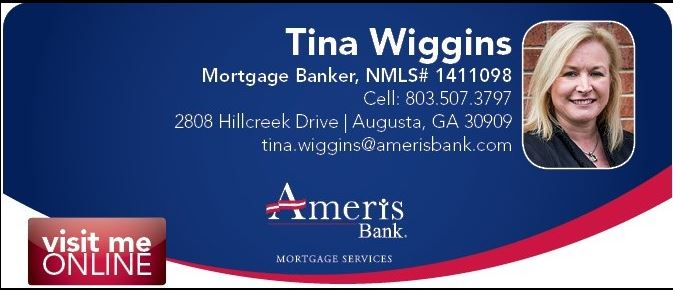 TINA WIGGINS: Ameris Bank