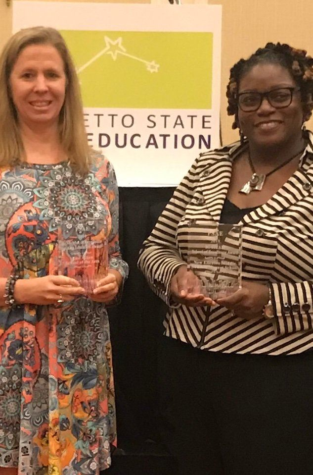 South Carolina STEAM School of Excellence Award