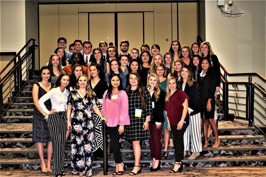 SAHS DECA Excels At State Competition