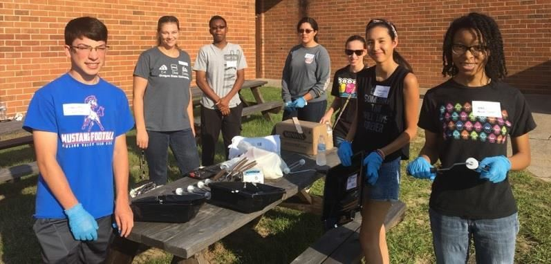 MVHS Celebrates Day of Caring