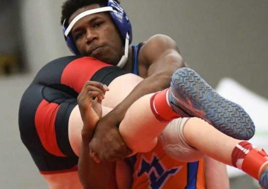 MVHS Wrestling Team Member Places at State Level