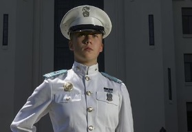 MVHS Grad Becomes First Female Regimental Commander at the Citadel