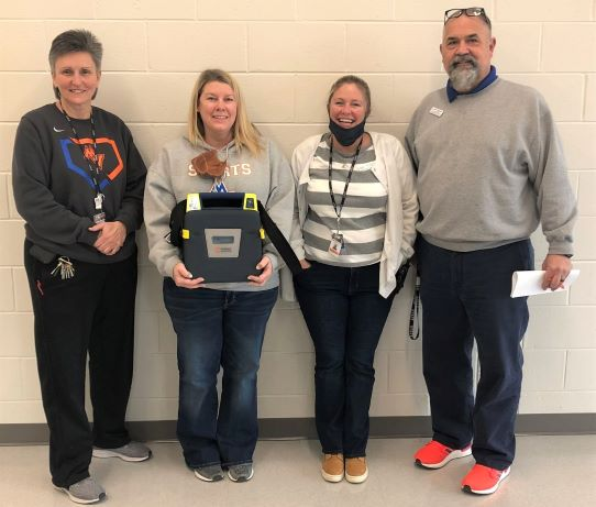 MVHS Receives a Life-saving Gift