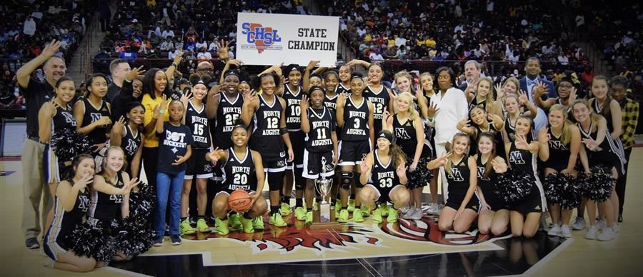 North Augusta Wins Third State Title