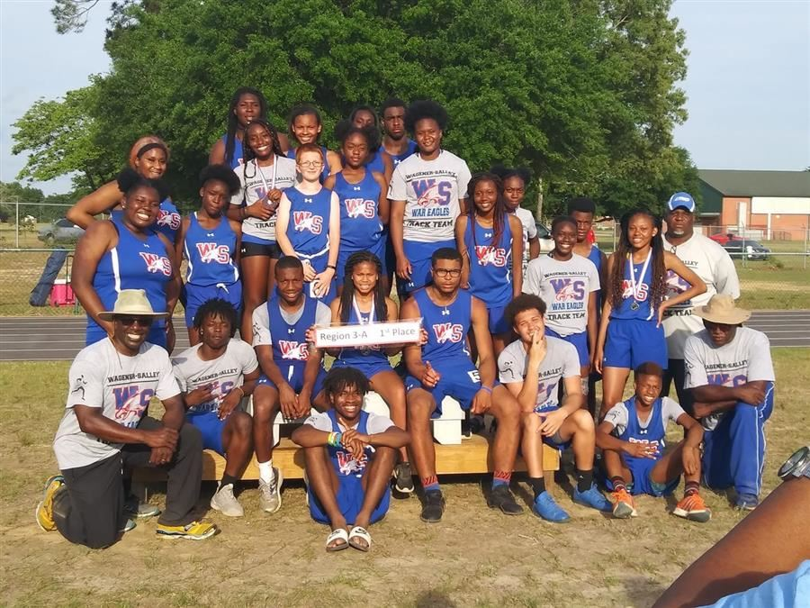 Boys and Girls Track Team