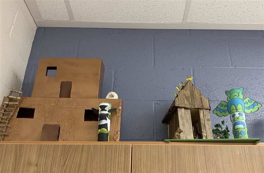 Fourth Grade Native American Projects