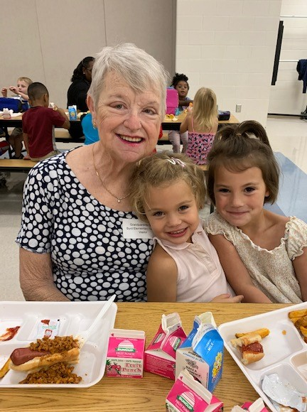 Grandparent's Day @ Byrd Elementary