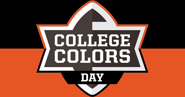 On Friday, CCE students participated in College Colors Day by wearing their favorite team's colors.