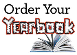 YEARBOOKS ARE NOW FOR SALE