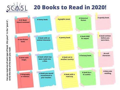 20 Books to Read in 2020