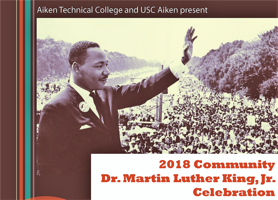 2018 Dr. Martin Luther King, Jr. Community Celebration