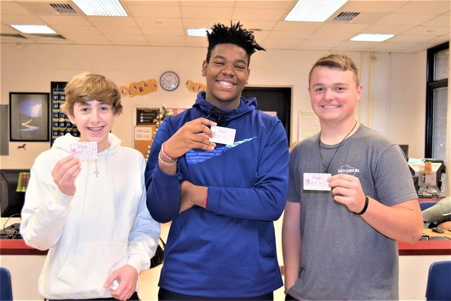 Personal Finance Classes Take Off at South Aiken High School