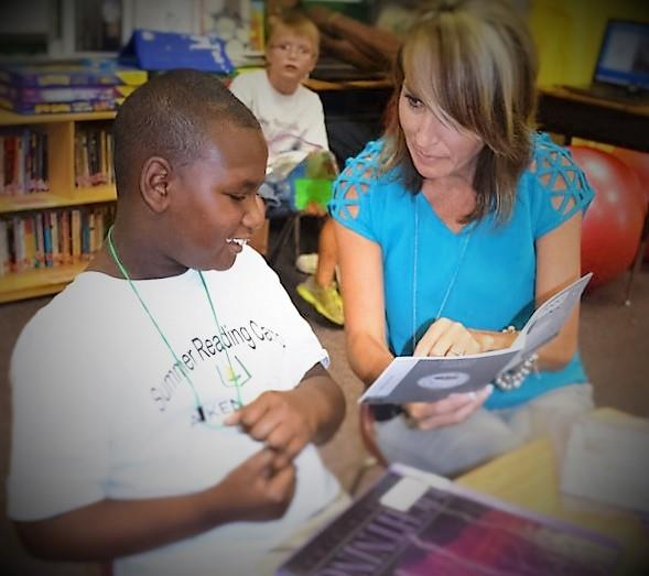 Aiken County Students Hone Literacy Skills at Summer Reading Camp