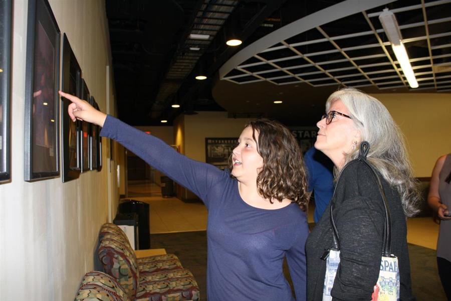 East Aiken Student Art On Display At USC Aiken