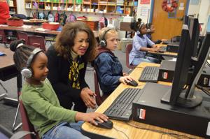 Community leaders make the grade as Principals for a Day