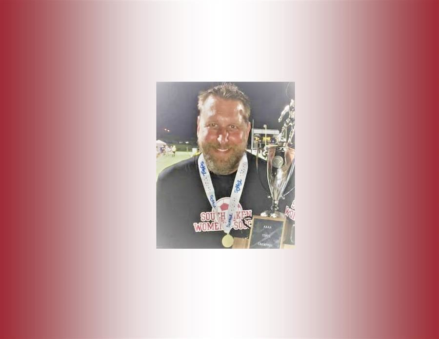 South Aiken Soccer Coach Earns High School Coach of Significance Award