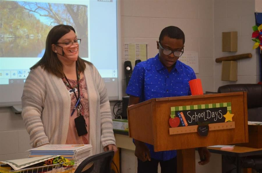 Kennedy Middle School Students Become Published Authors