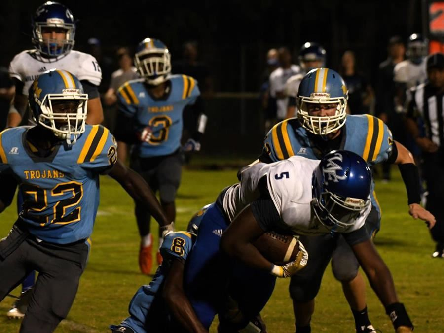 Ridge Spring-Monetta Officially Announces New Football Coach