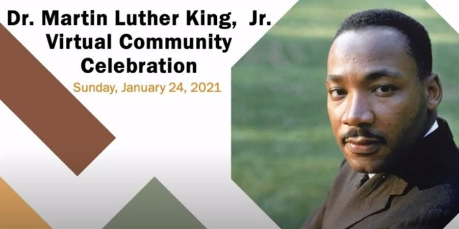 Dr. Martin Luther King, Jr. Day Poster Contest Winner