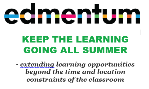 Keep the learning going all summer AND have a chance to win $25!