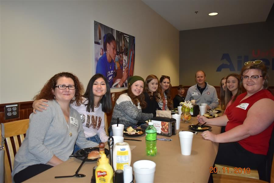Scholars Attend USC-Aiken's One Table