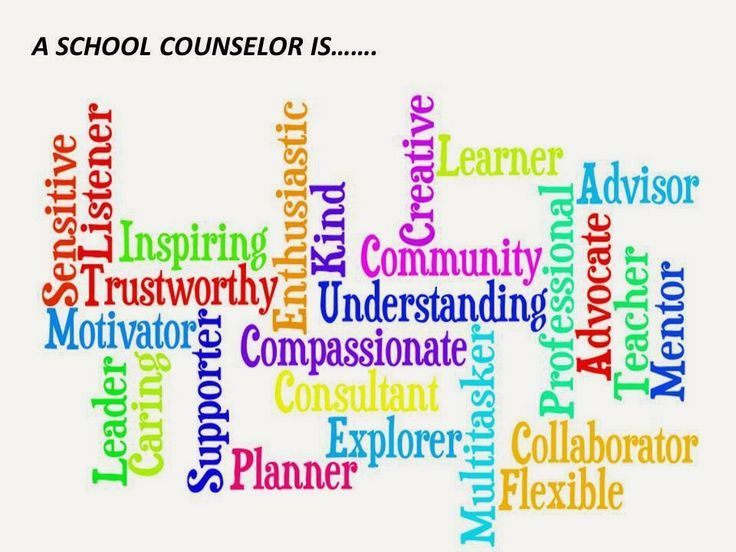 Grant, Patricia / Role of School Counselors