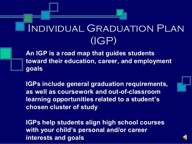 School Counseling / IGPs (8th Grade)