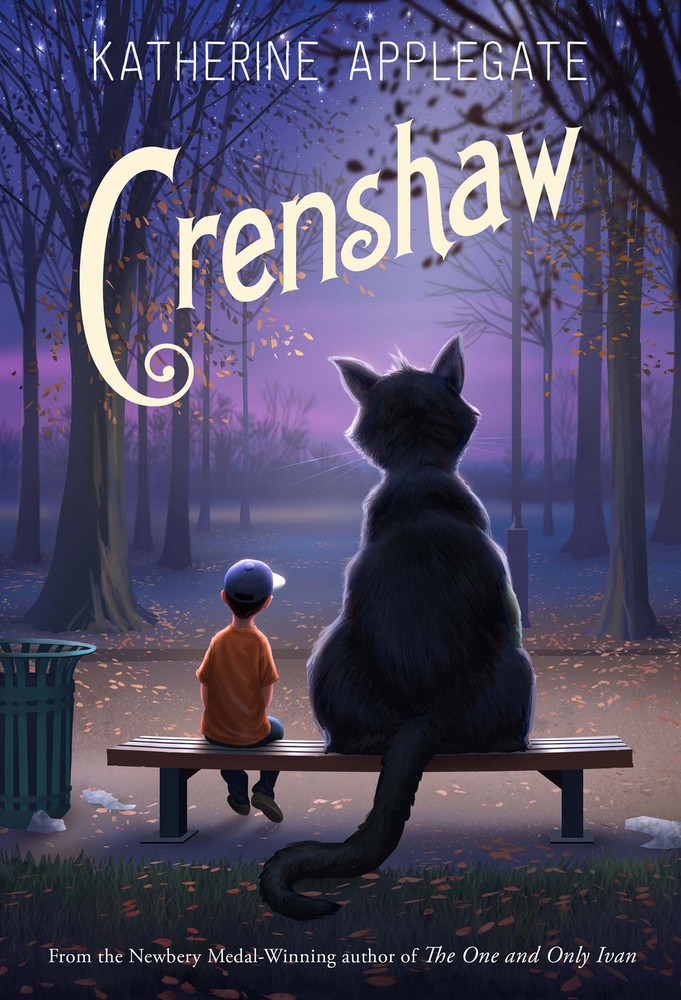 Crenshaw book cover