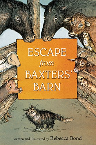 Escape from Baxters Barn book cover