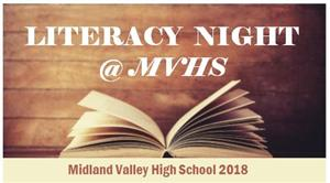 Literacy Night @ MVHS