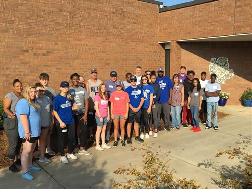 Day of Caring 2018