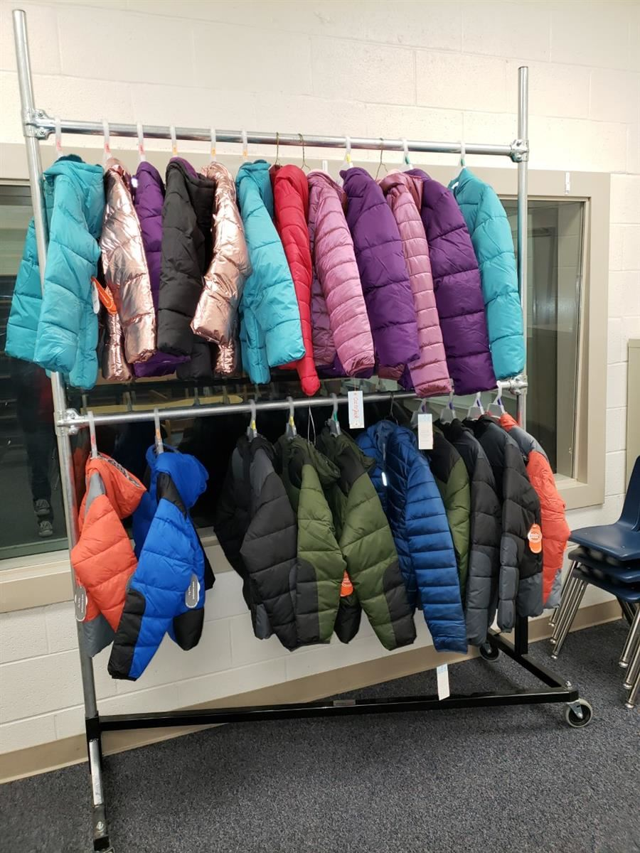 Winter Coats Donation
