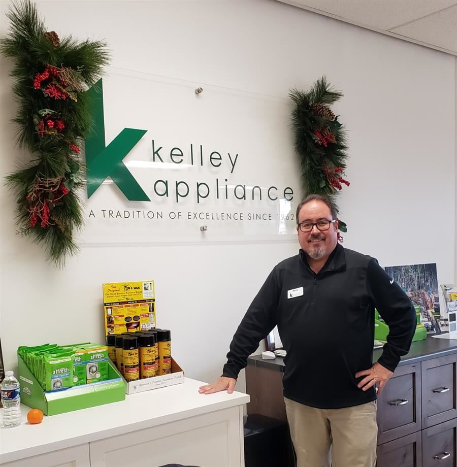 Kelley Appliance Donation