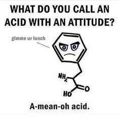Pinterest Science Jokes