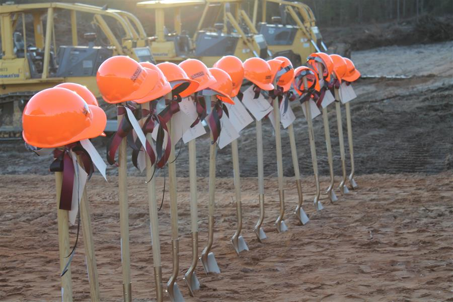 Construction Shovels