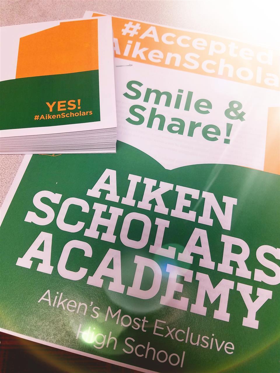 Aiken Scholars Academy Homepage