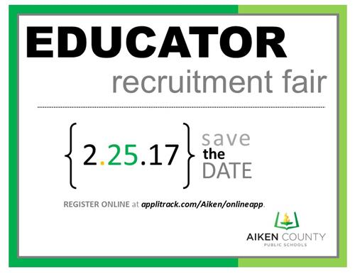 Edcuator Recruitment Fair